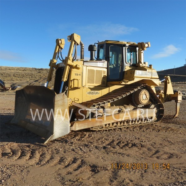 Caterpillar D7R XR