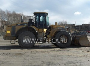 Caterpillar  CAT 980H-2