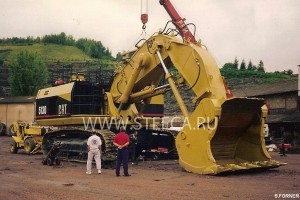 CATERPILLAR CAT 5130B MRD