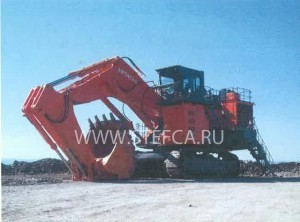 HITACHI EX2500 BACKHOE