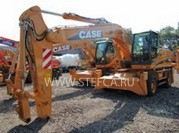 CASE WX 240 serie 2